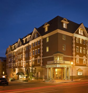 Portland Harbor Hotel puts you right in the heart of the Old Port, Portland Maine