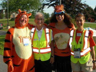 Local Volunteers for National MS Society in Portland, ME